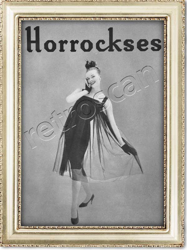 1958 Horrockses - framed preview