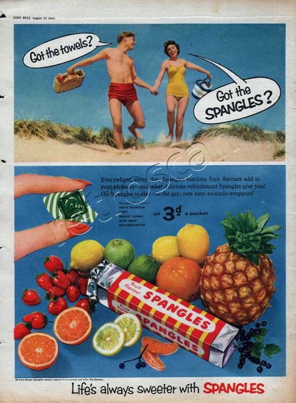 1955 Fruit Spangles