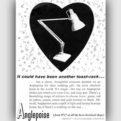 1958 Anglepoise Lamp