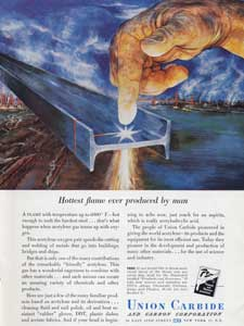 1950 Union Carbide