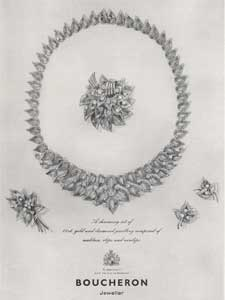 1959 Boucheron Jewellery