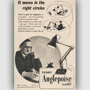 1954 Terry Anglepoise