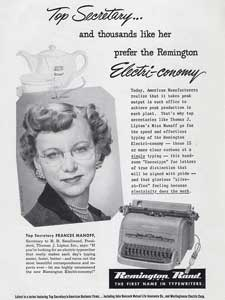 1952 Remington Rand
