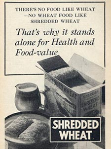 36 Shredded Wheat ad