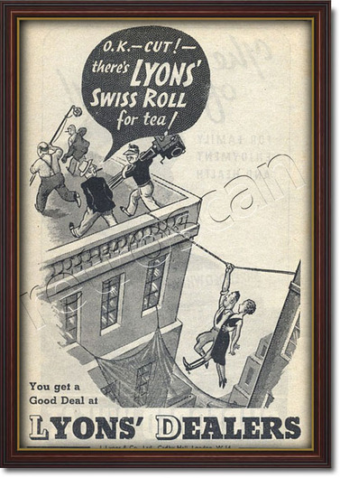 1937 Lyons' Dealers ad