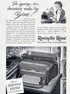 1949 Remington Rand