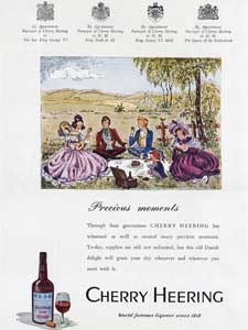 1952 Cherry Heering Picnic Part