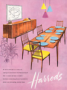 1958 Harrod's Furniture