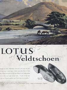 1952 Lotus Veldtschoen Shoes - Wasdale