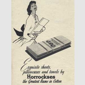 1953 Horrockses Cotton