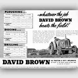 1952 Davide Brown