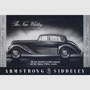 1952 Armstrong Siddeley