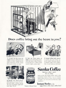 52 Sanka Coffee