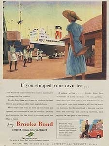 1953 Brooke Bond Tea