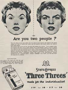 1955 Three Threes State Express