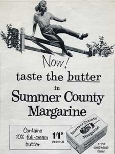 1955 Summer County  - vintage