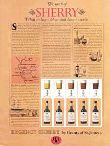 1962Regency Sherry