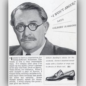 1953 Norvic shoes