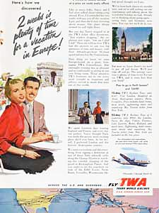 1953 Trans World Airline