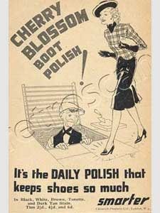 1939 Cherry Blossom Polish