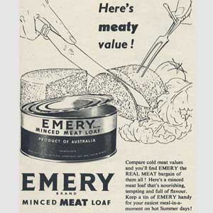 Emery Minced Meat