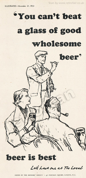 1953 Brewers' Society