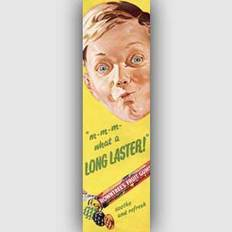 1951 Fruit Gums Boy
