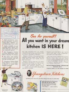 1952 Youngstown Kitchens