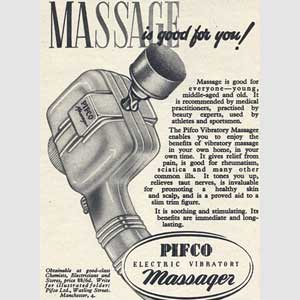 Pifco Massager