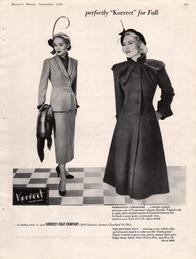 1949 Korrect Fashions unframed preview