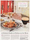 1958 Guinness  - vintage ad