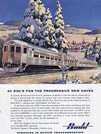 1953 Budd Engineering 'New Haven' - vintage ad