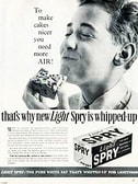 1960 Spry - vintage ad
