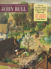 1955 May John Bull Vintage Magazine village riding stables
