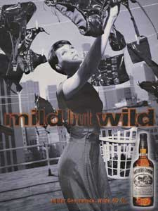 1997 Southern Comfort - vintage ad