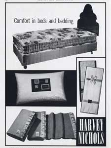 1962 Harvey Nichols Bedding