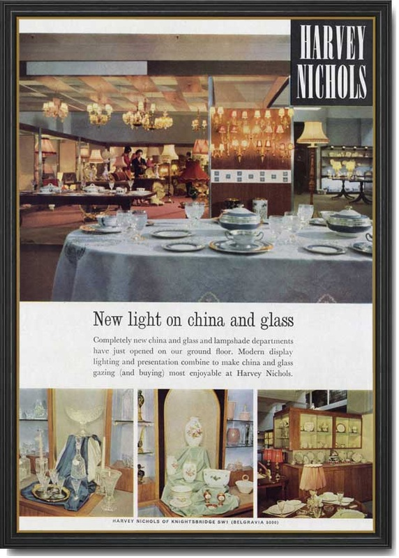 1961 Harvey Nichols - framed preview