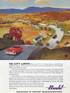 1951 Budd Engineering Highway