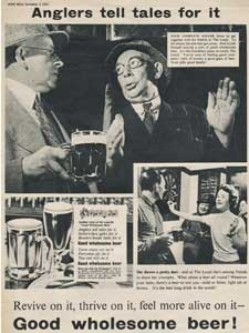 1955 Beer Marketing (Anglers)