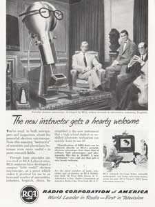 1950 Radio Corporation of America