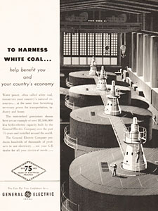 1953 General Electric - vintage ad