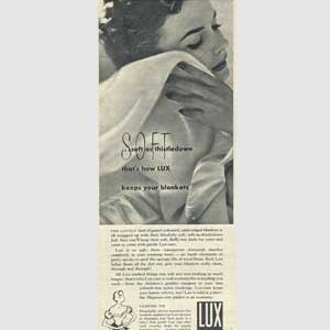 1953 Lux Toilet Soap