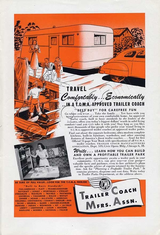 1948 Trailer Coach Association