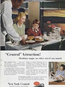 1952 New York Central