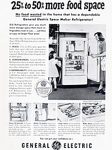 1950 General Electric - vintage ad