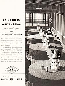 1953 General Electric Company - vintage ad