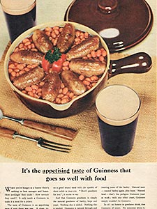 1955 Guinness - vintage ad