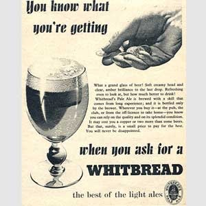 1953 Whitbread Pale Ale