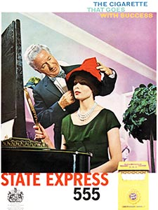 1961 State Express - vintage ad