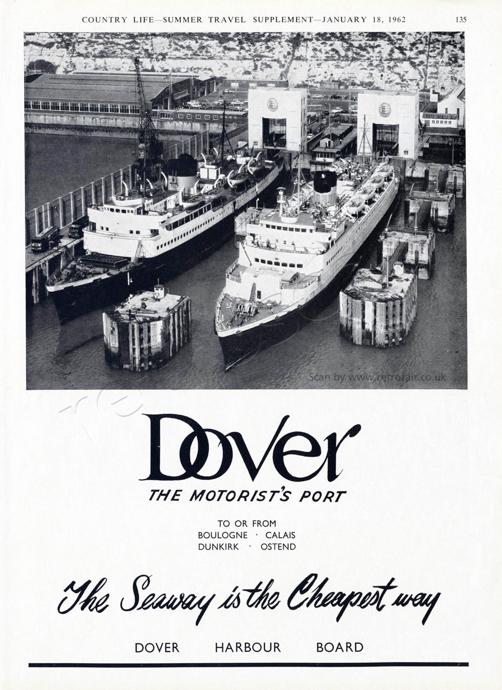1962 Port of Dover